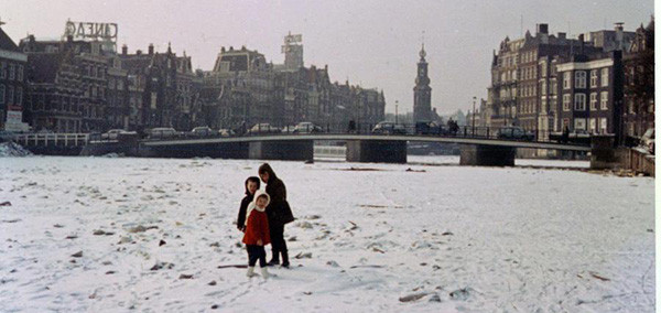 Amstel Frozen, 1962
