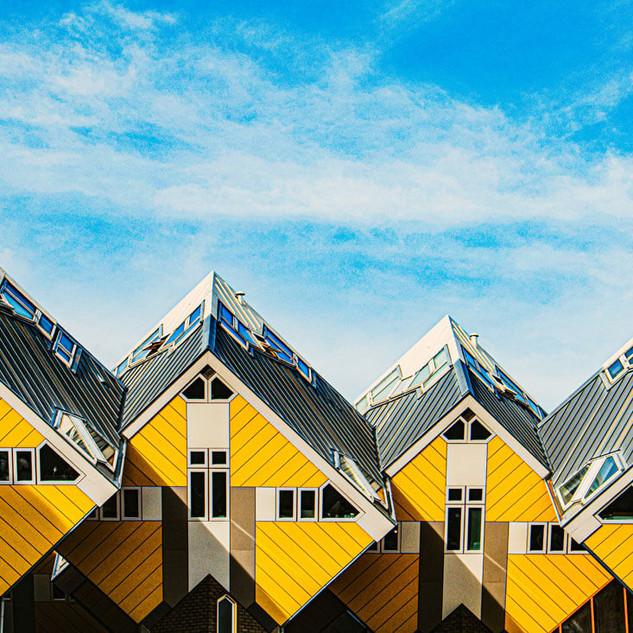 Rotterdam Cubes