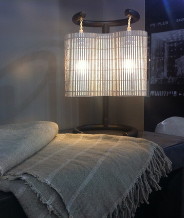 Lampe 8
