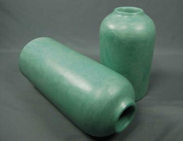 Vases Turquois