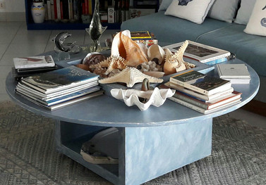 Table Basse Blue Jeans
