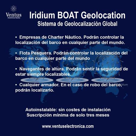 Iridium Boat GeoLocation