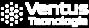 Logo Ventus Tecnologia BLANCO sobre fond
