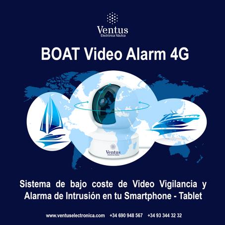 BOAT Video Alarm 4G