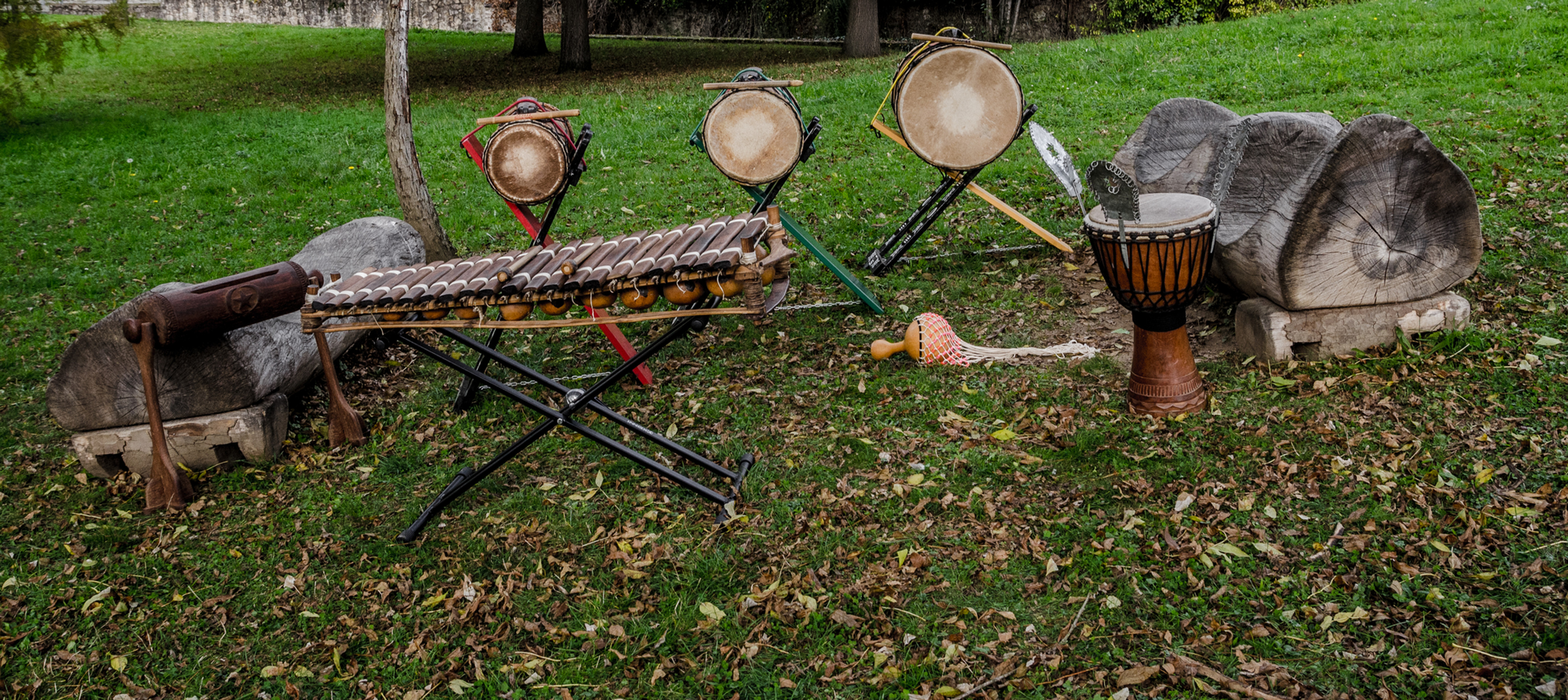 Ateliers Percussions Africaines