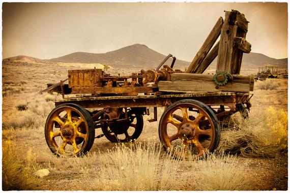 Death Valley Wagon