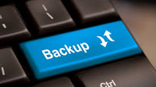 Backing up your photos