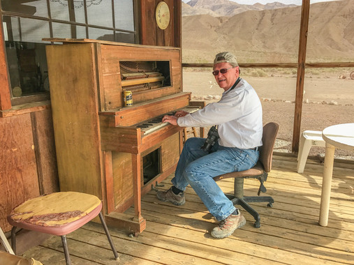 Ballarat - Old Piano