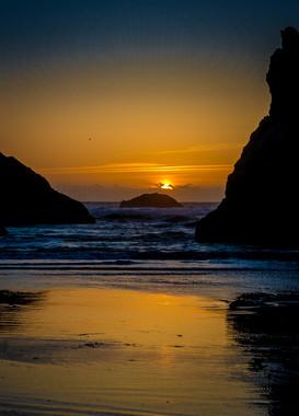 Bandon Beach - Sunset