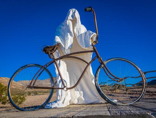 Rhyolite Nevada - Sculpture