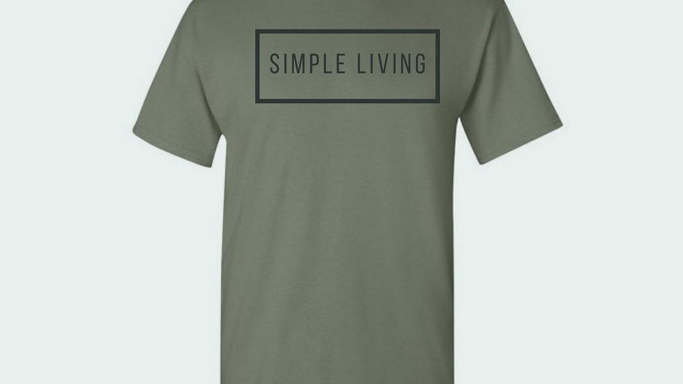 Simple living T-Shirt