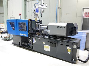 硬質材料事業 金型 その他設備 射出成形機.JPG