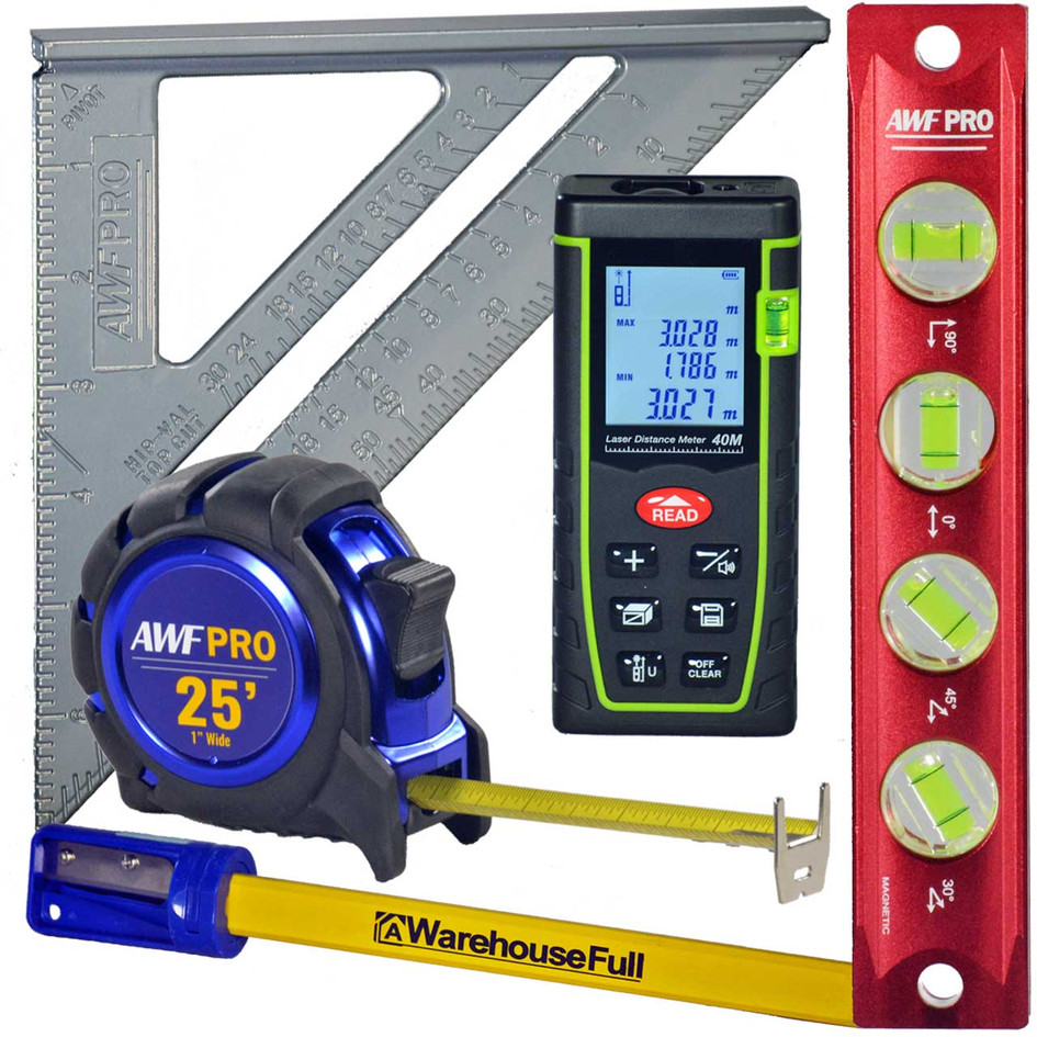 AWF Pro Measuring Kit