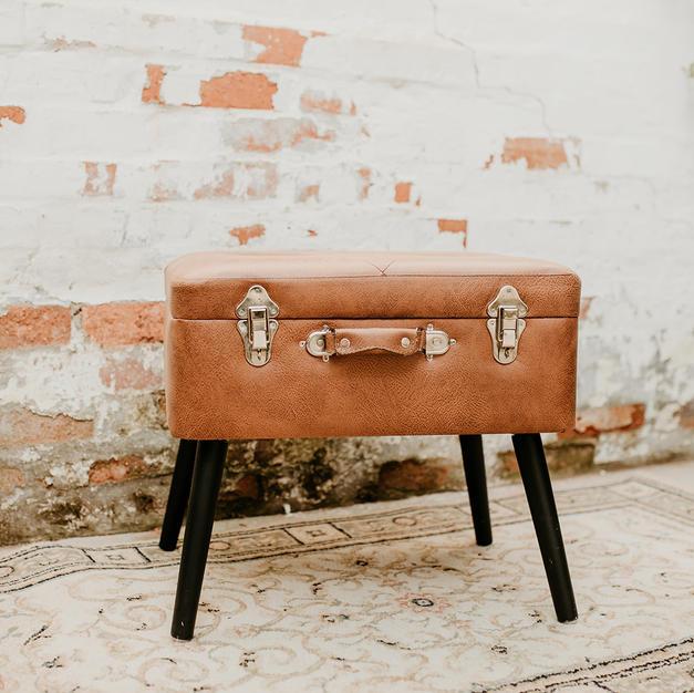 Konjak kovčeg stolac