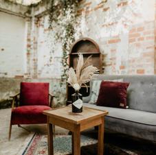 Drveni coffe table