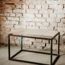 Coffe table industrial