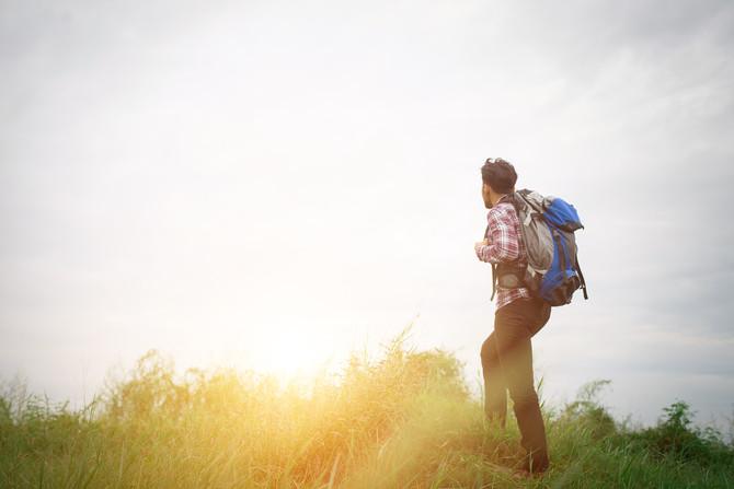 11 coisas para levar na mochila em uma viagem