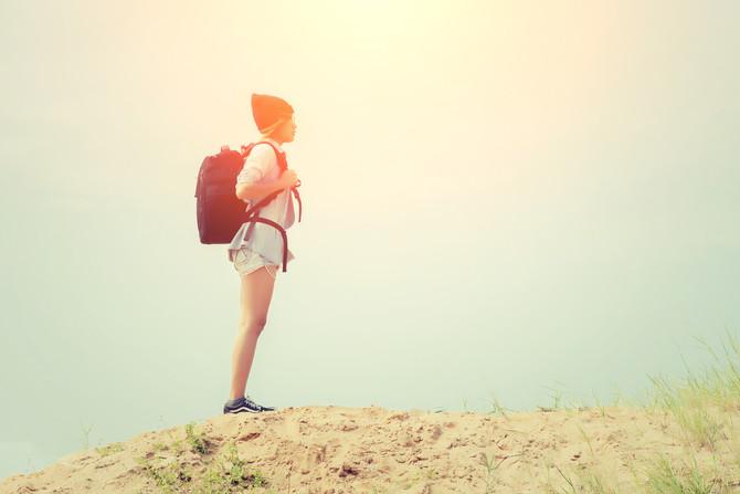 7 motivos para viajar sozinha(o)