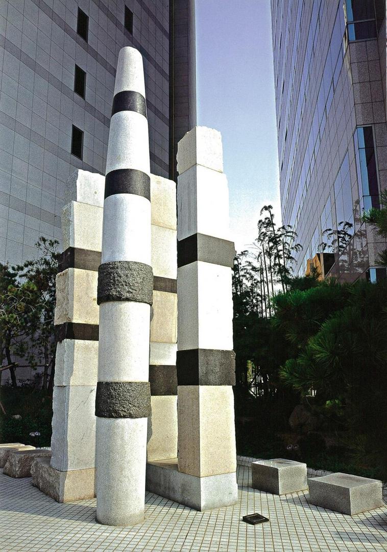 積 9204 Accumulation 9204  화강석,마천석 granit