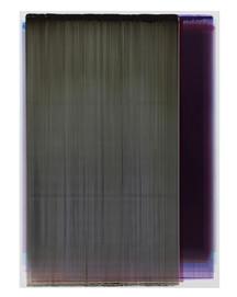 장승택,  Layer Colors Painting 150-1, 220x160cm,  Acrylic on Canvas, 2019