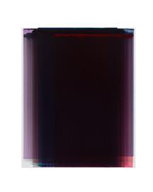 장승택,  Layer Colors Painting 100-1,  160x130cm,  Acrylic on Canvas,  2020