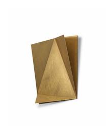 데이비드 로드리게즈 까발레로, 11.MAYO.2011, 2011, Brass, 102x102x21cm