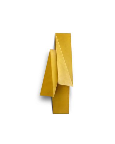 데이비드 로드리게즈 까발레로, 11.JULIO.2019, 2019, Brass, 118x45x34cm