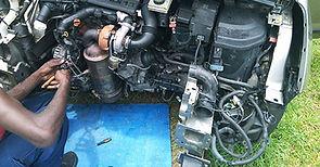 Démontage moteur - Mécanicien Guadeloupe