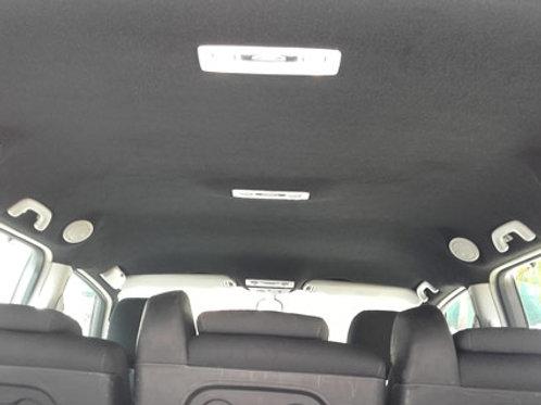 Capitonnage plafonnier SUV & 4x4 sans toit ouvrant