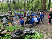 Year 4 trip to Compton Verney May 2021IM