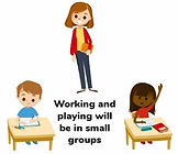 Working & Playing in small groups Social