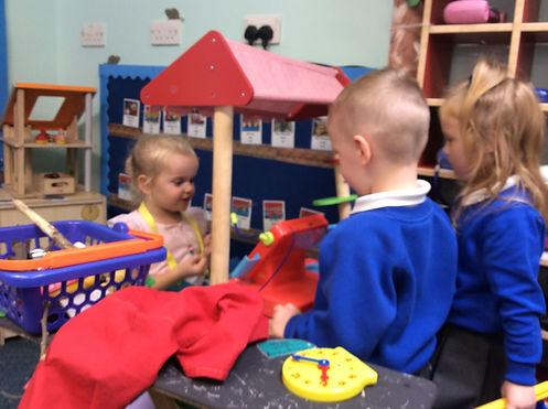 Nursery 2020 First Weeks