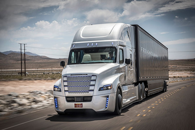 Self Driving Trucks - Threat or a Benefit?