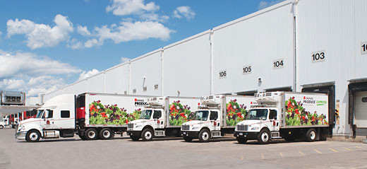 ELD's and the impact on the Fresh Produce Supply Chain