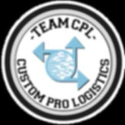 Custom Pro Logistics Team Logo