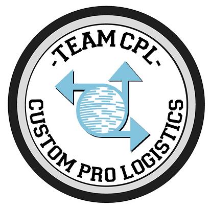 Custom Pro Logistics Team Logo