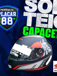Beni Motors - Sorteio Capacete