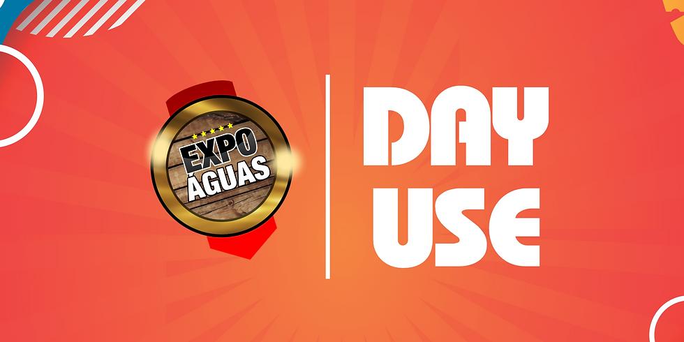 DAY USE EXPO ÁGUAS 08 DE OUTUBRO 2020