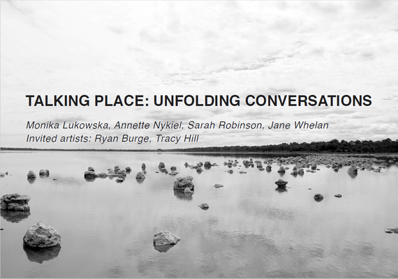 Talking Place: Unfolding Conversation