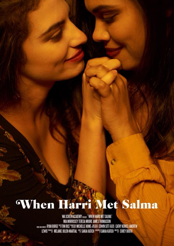 When Harri Met Salma