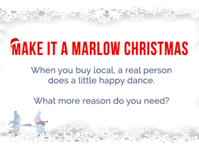 Announcing the launch of our festive campaign: 'Make it a Marlow Christmas'