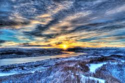 Winter Wonderland (HDR)