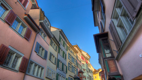 Augustinergasse (HDR)
