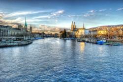 Zurich - Just Beautiful Zurich (HDR)