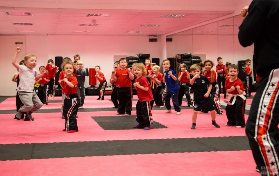 Little Ninjas Trial Class