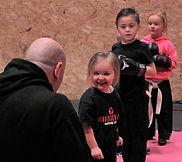Kids kickboxing