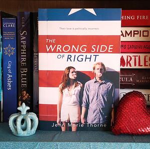 RESENHA: The Wrong Side of Right (Thorne, Jenn Marie)