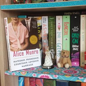 RESENHA: Ódio, Amizade, Namoro, Amor, Casamento (Munro, Alice)