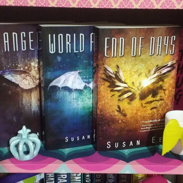 RESENHAS: Trilogia Angelfall (EE, Susan)