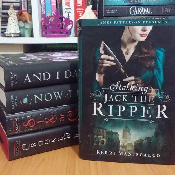 RESENHA: Stalking Jack the Ripper (MANISCALCO, Kerri)